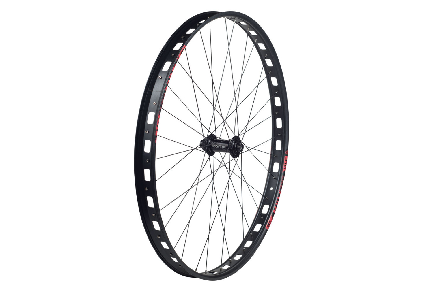 Front Wheel SunRingle Mulefut 29''+ / Bontrager CL-811