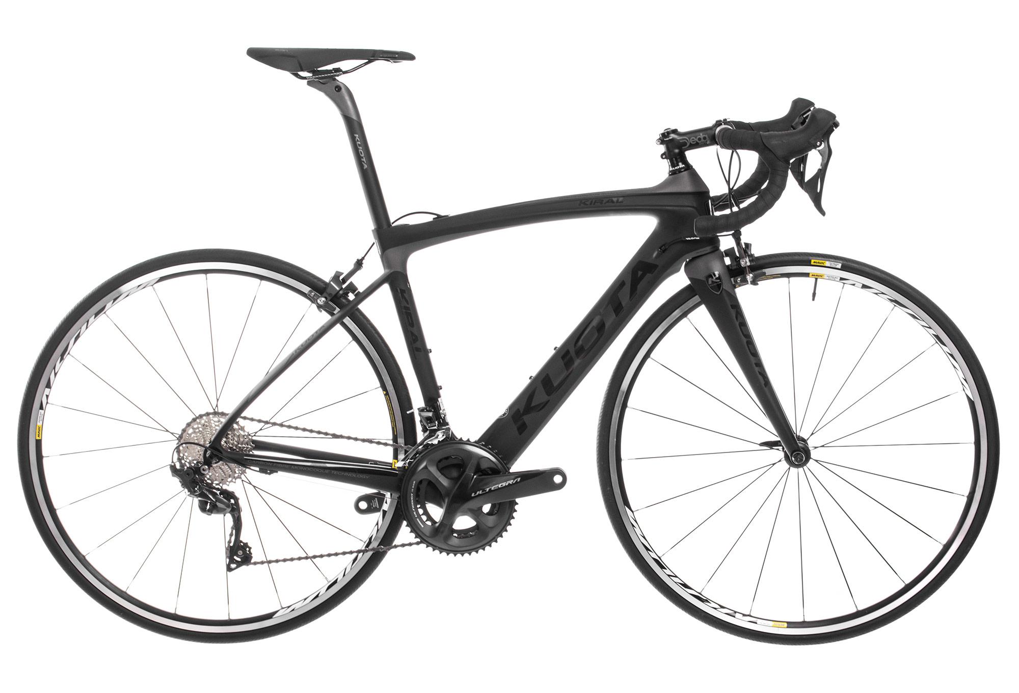 Road Bike Kuota 2018 Kiral Shimano Ultegra 11s Black