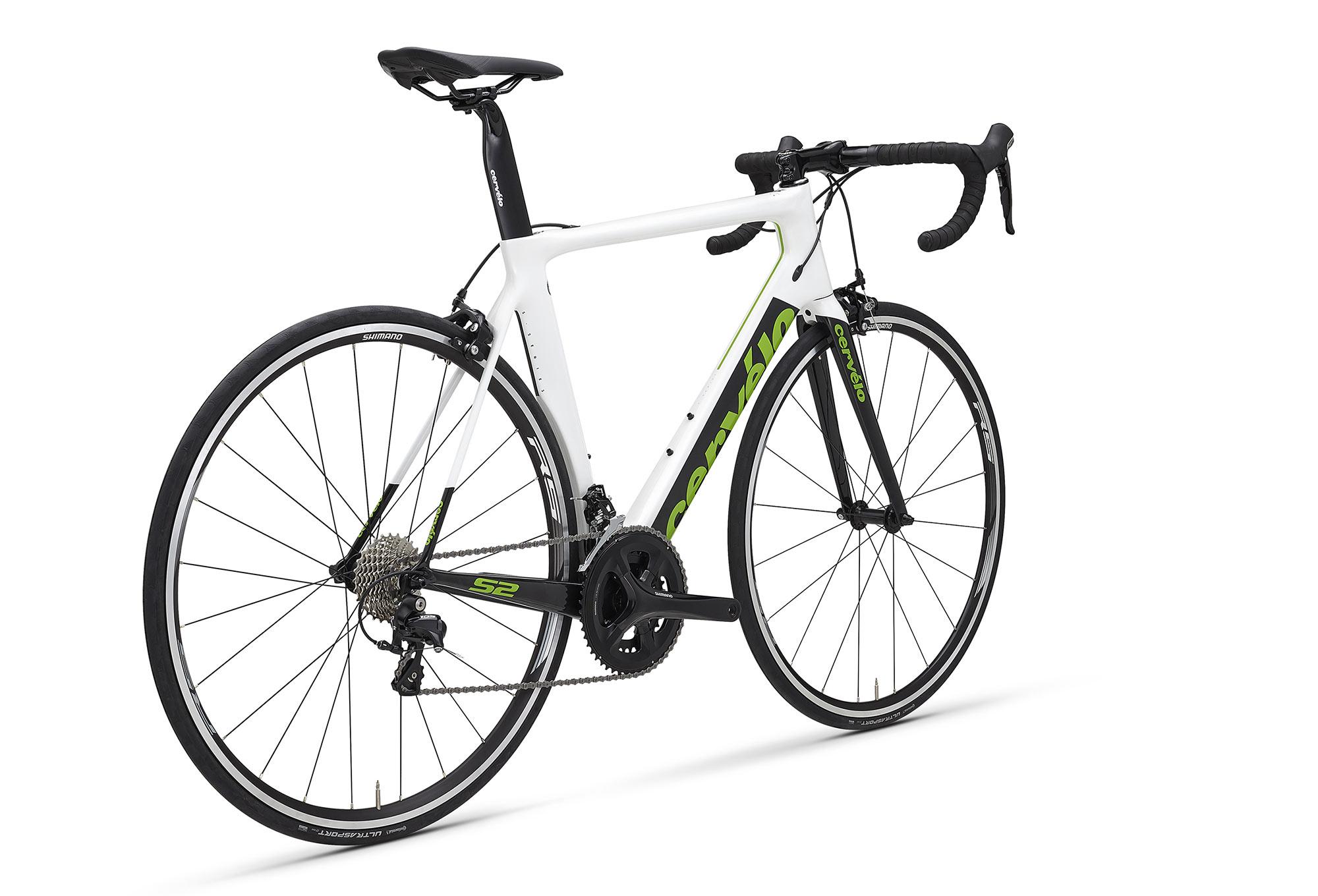 Cervélo S2 Road Bike Shimano 105 5800 11S 2018 White