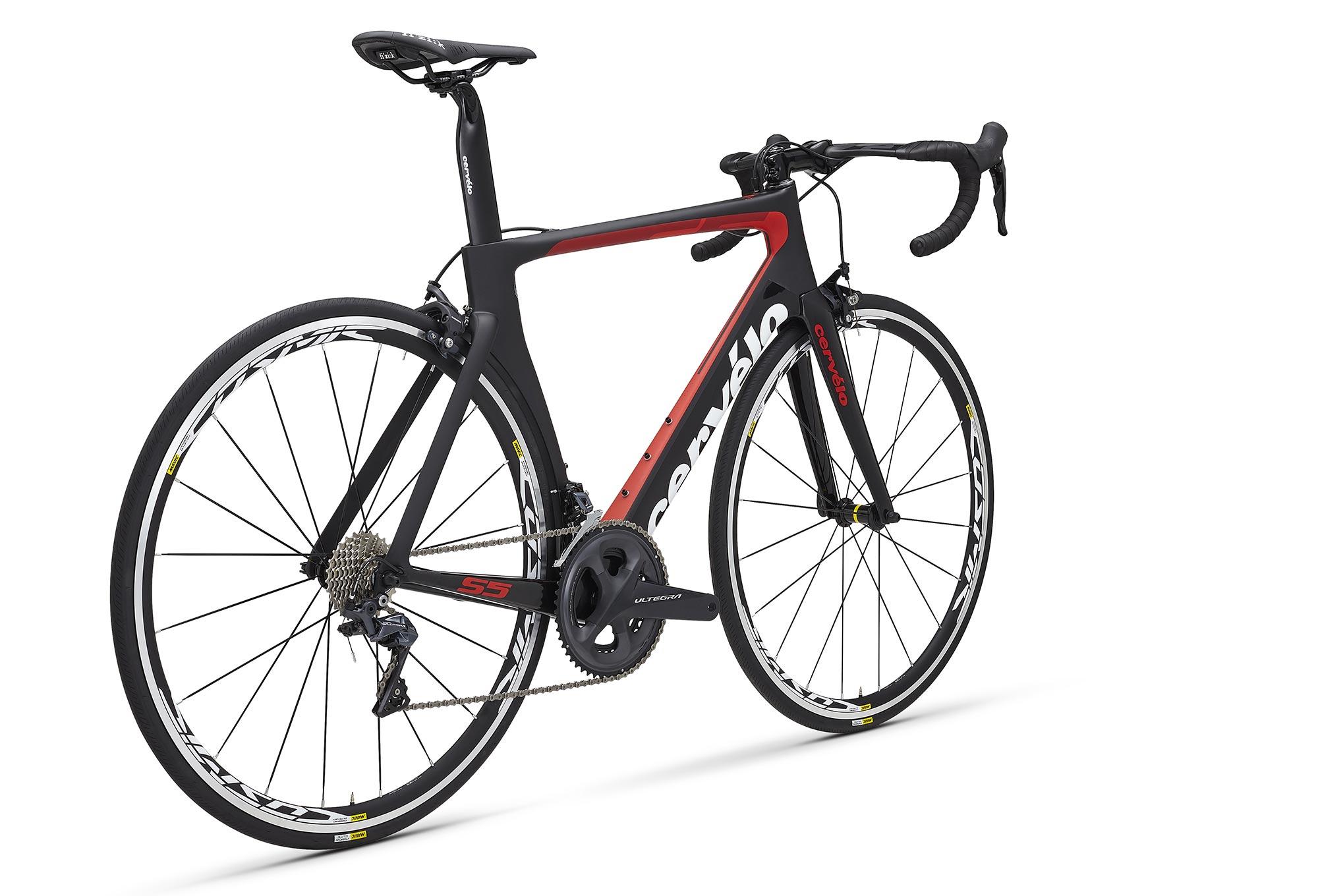 Cervélo S5 Road Bike Shimano Ultegra 8000 11S 2018 Black