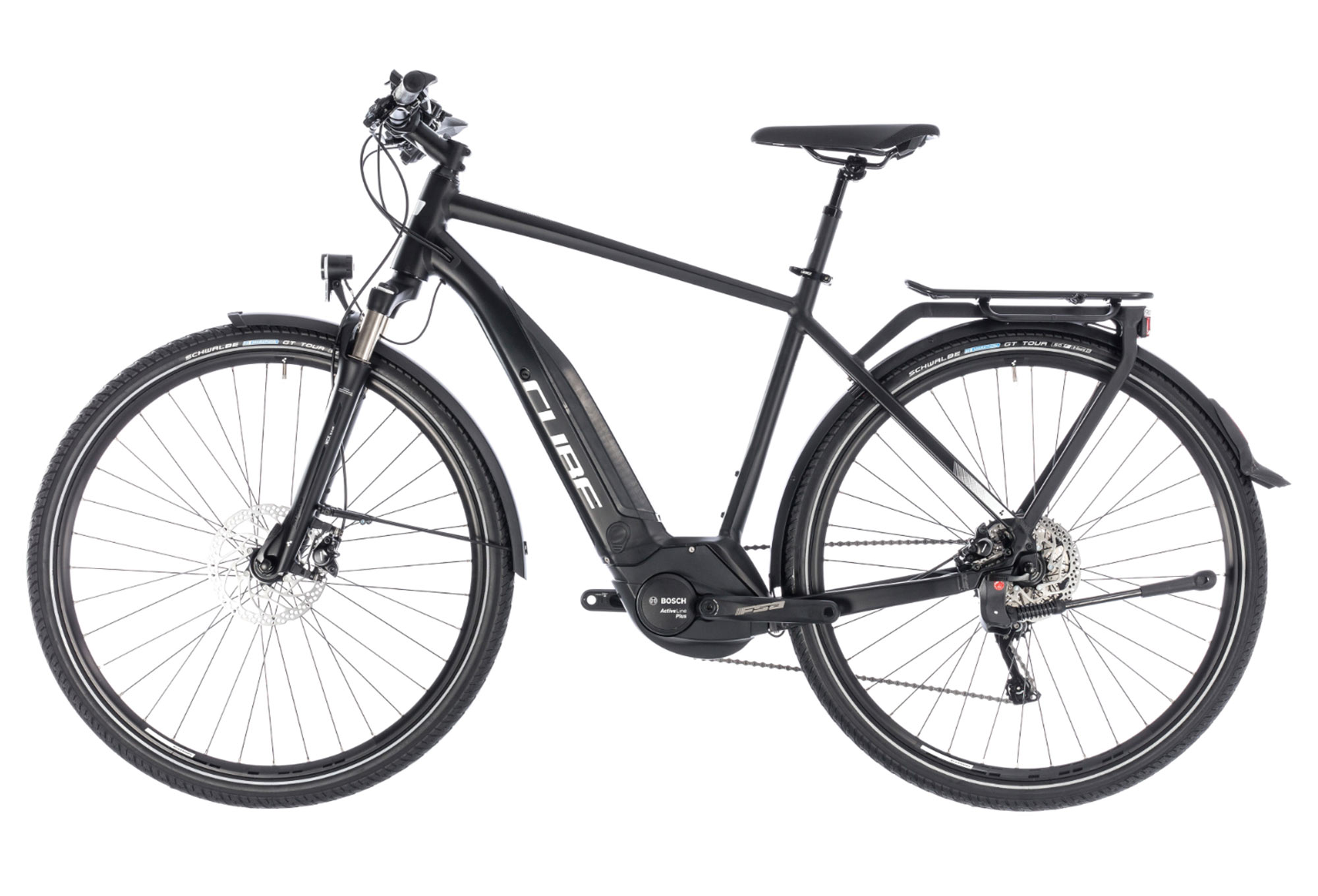 Cube Touring Hybrid Pro 500 Hybrid Touring Bike Shimano