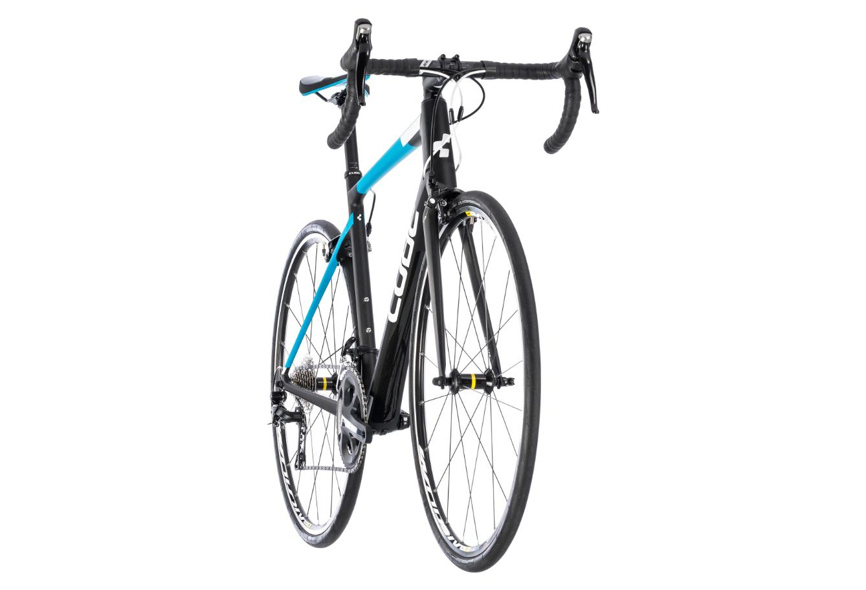 CUBE Attain GTC Pro carbon Road Bike Shimano 105 11S Blue