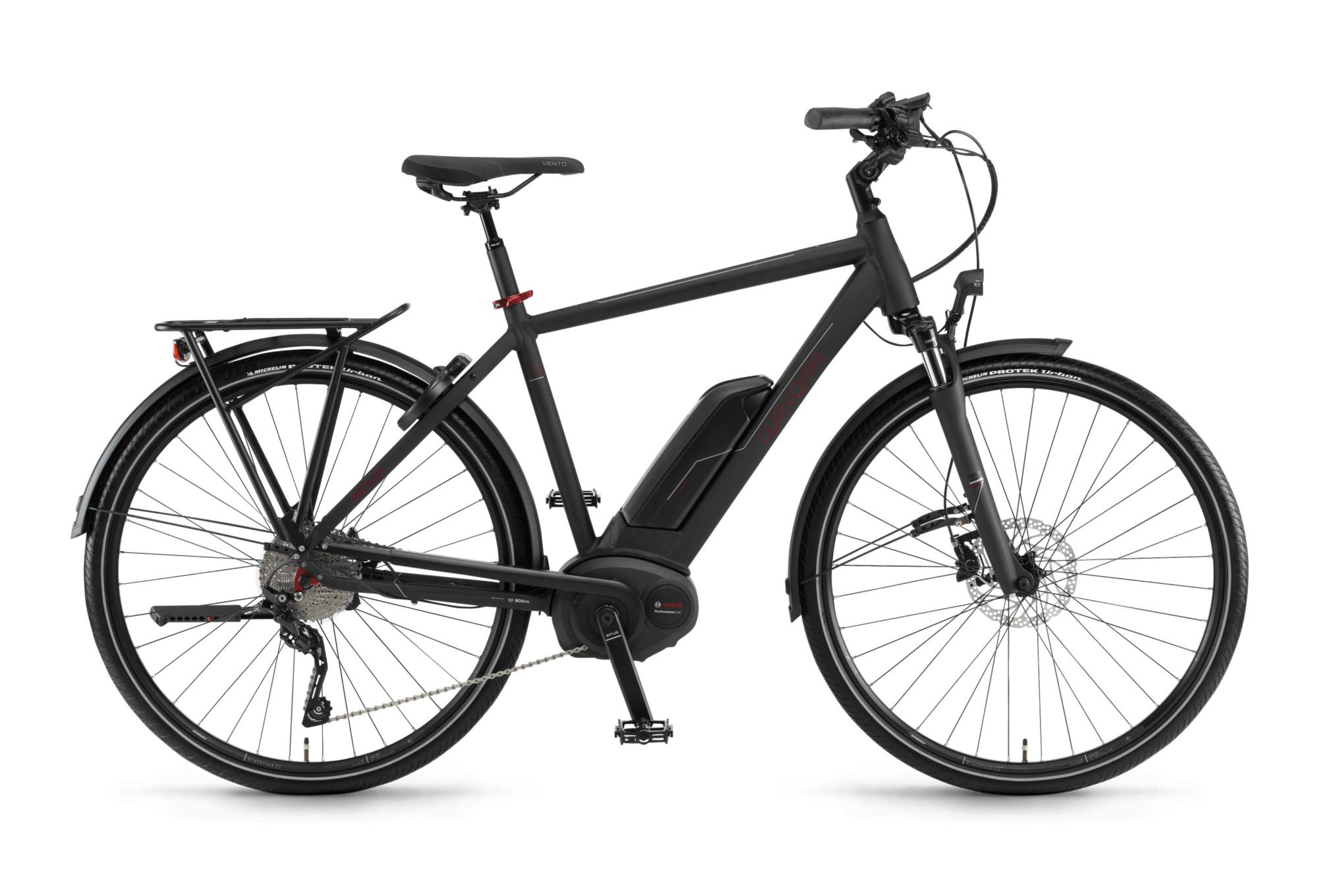 Winora Sinus Tria 10 Hybrid Urban Bike Shimano Deore 10V