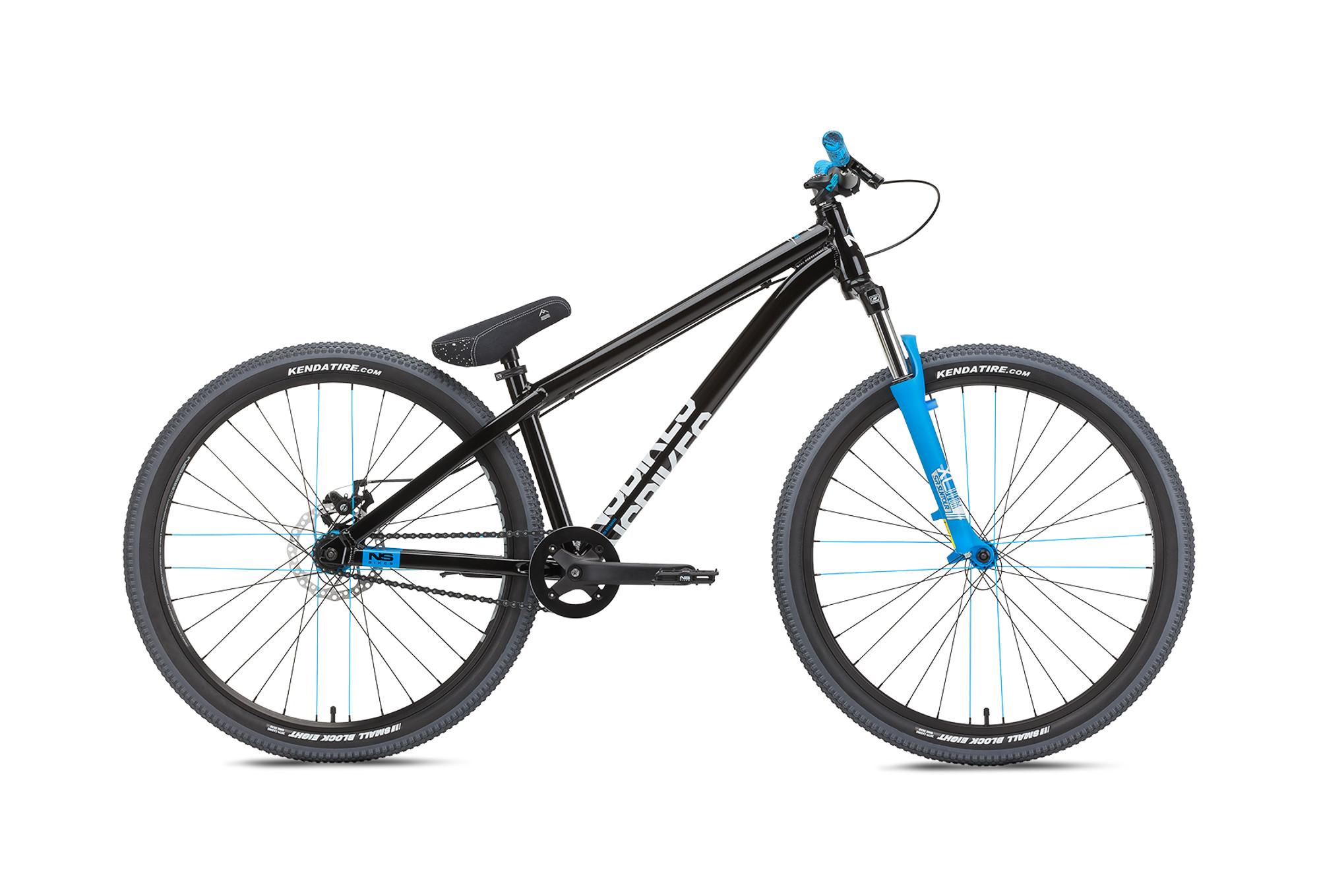 Ns Bikes Zircus 26 Dirt Bike Black Blue