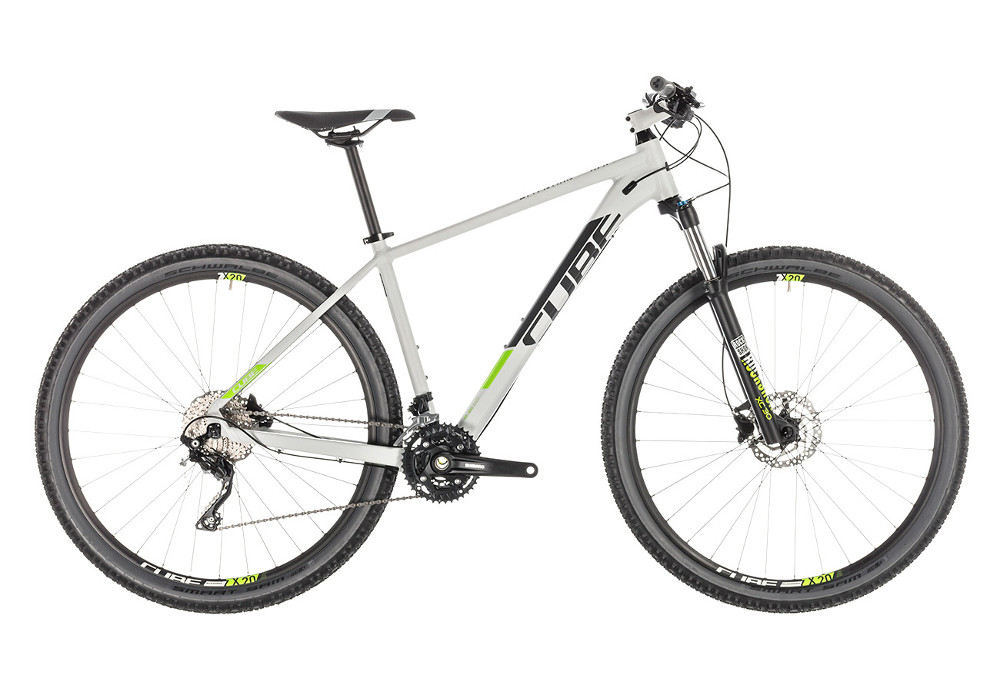Cube Attention 27.5'' hardtail MTB 2019 Shimano Deore 10S