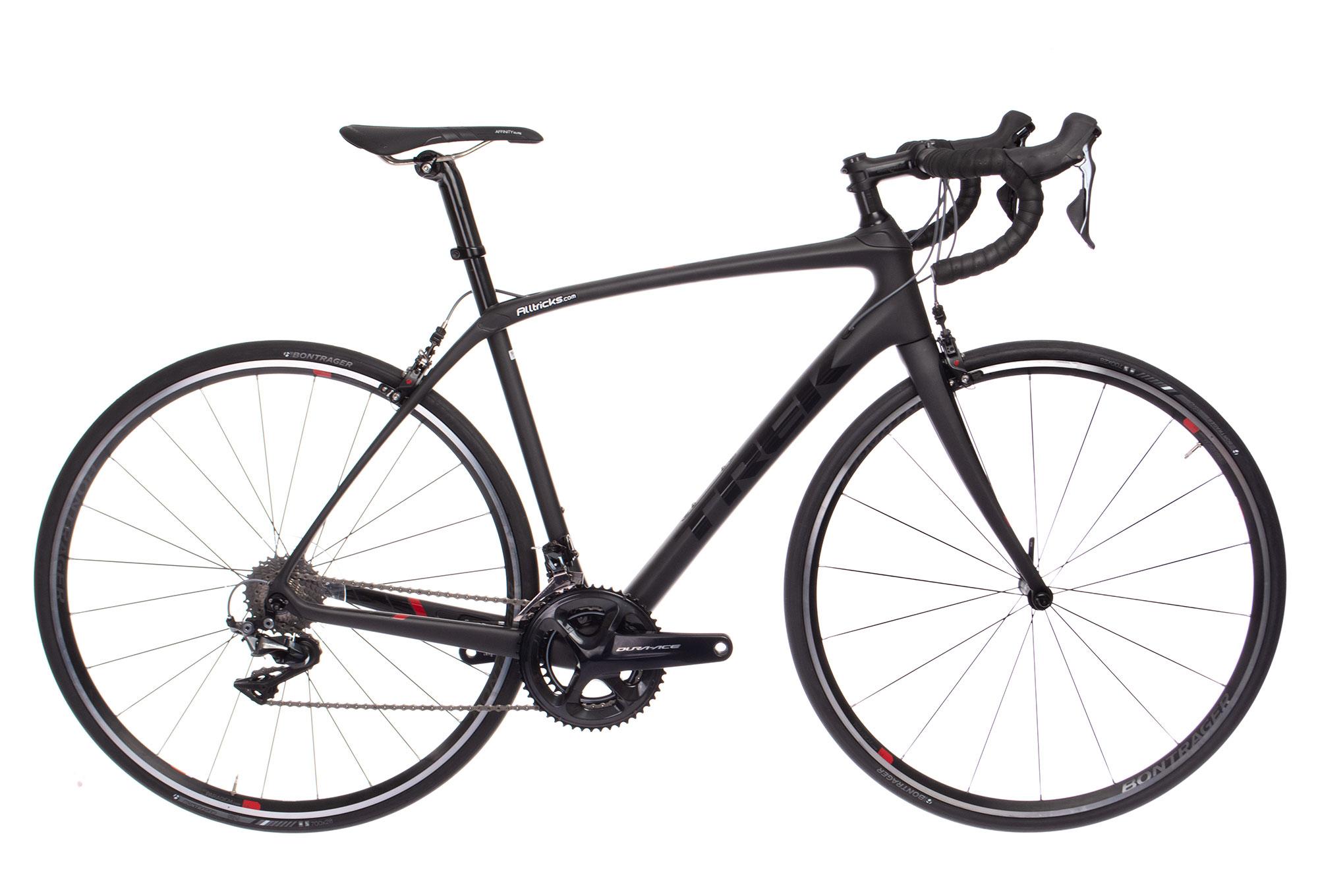 Road Bike Trek 2017 Domane SL 8 Project One Shimano Dura