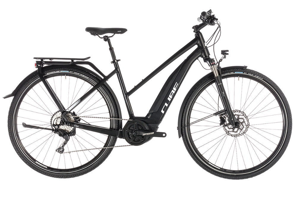 Cube Touring Hybrid Pro 500 Hybrid Touring 2019 Shimano Deore 10s