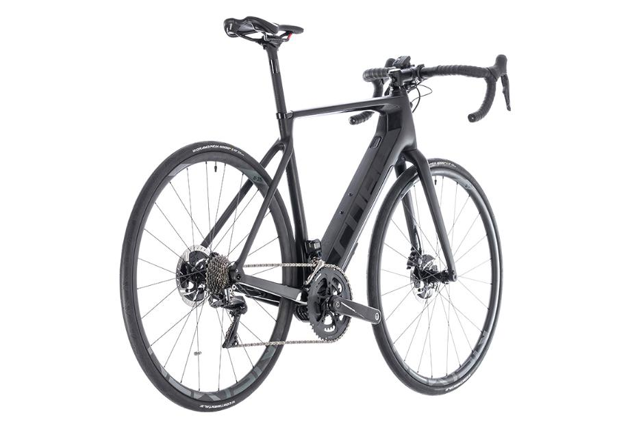 Cube Electric Road Bike Agree Hybrid C:62 SLT / Shimano