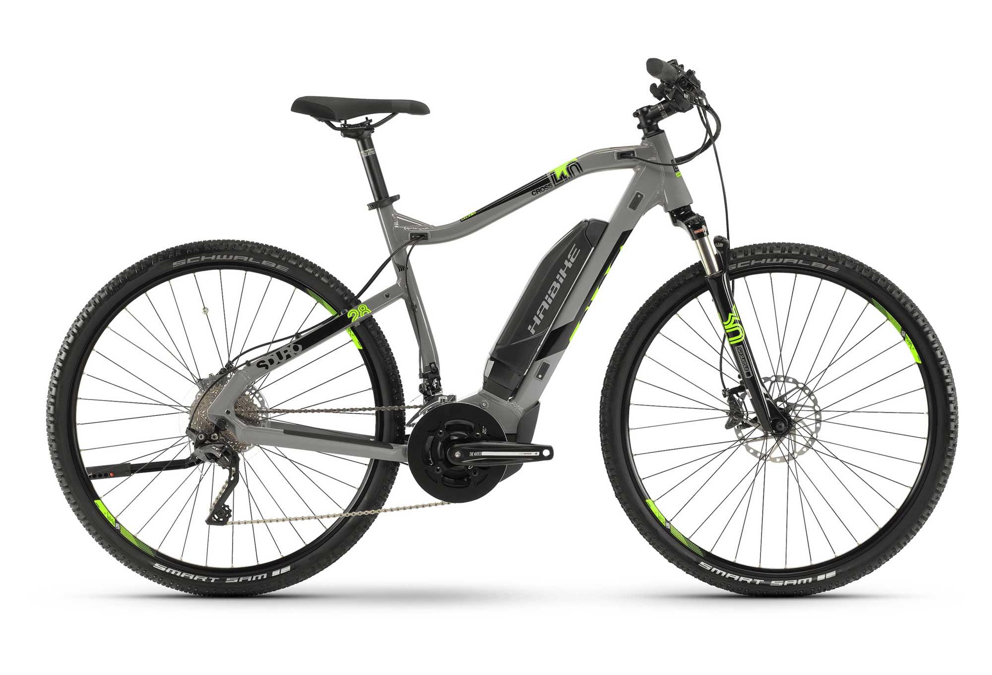 Haibike SDURO Cross 4.0 2019 Hybrid Touring Bike 28
