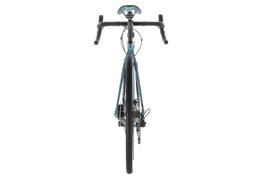 Cube Gravel Bike Nuroad Race Shimano 105 11s Blue / Black