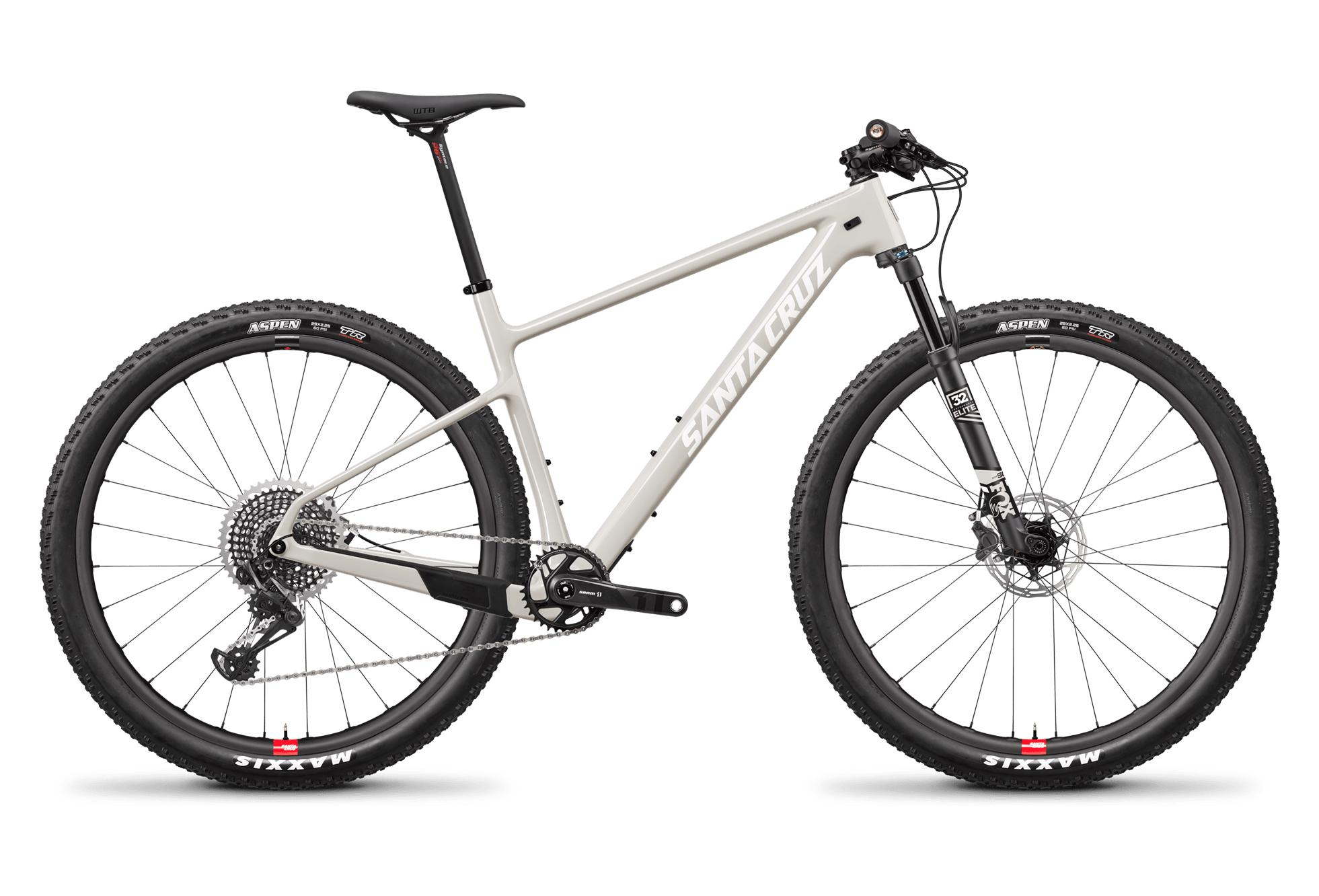 vtt semi rigide santa cruz highball cc 29 sram xo1 eagle 12v carbon reserve gris 2019