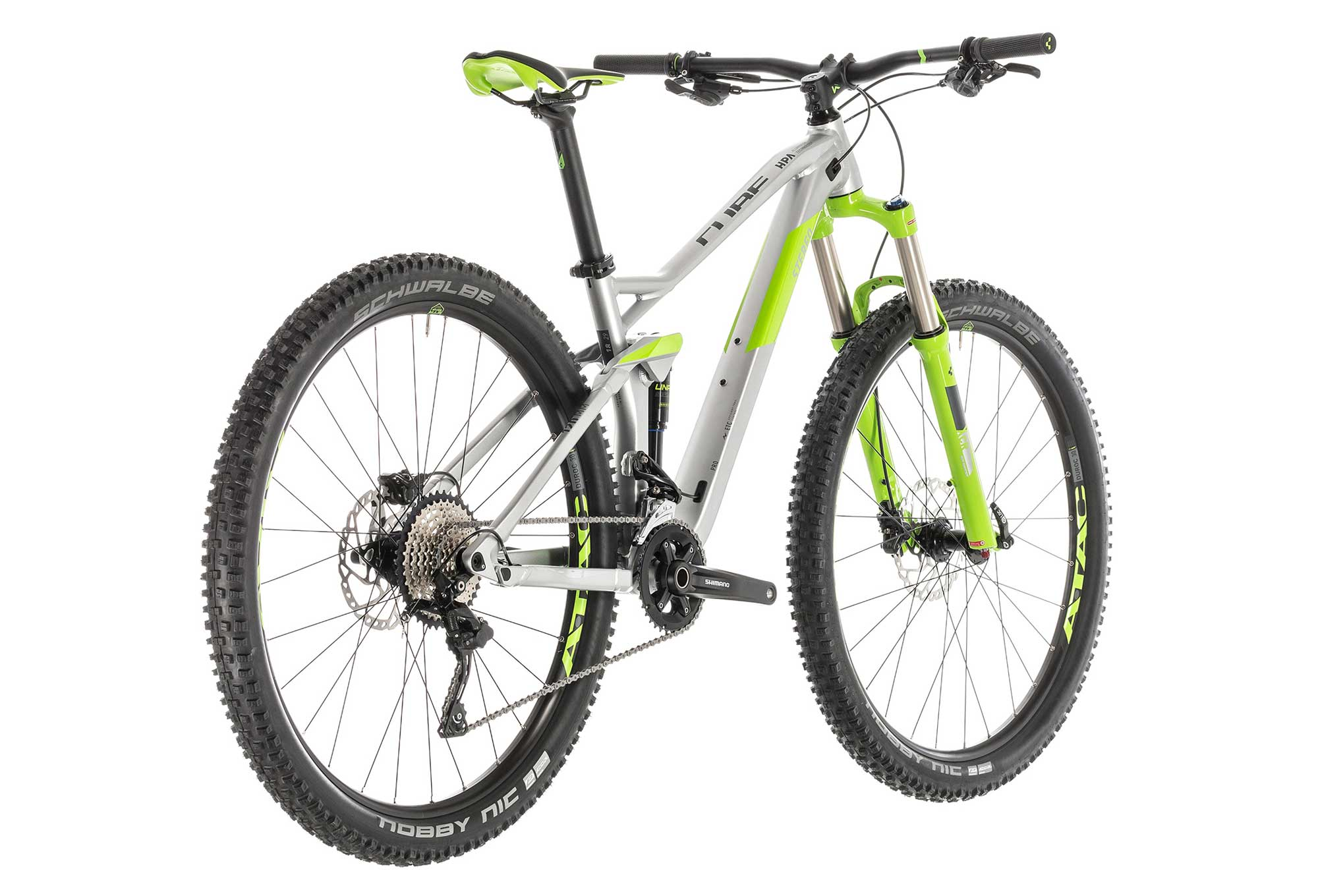 Cube Stereo 120 Pro 29 Full Suspension MTB Shimano Deore