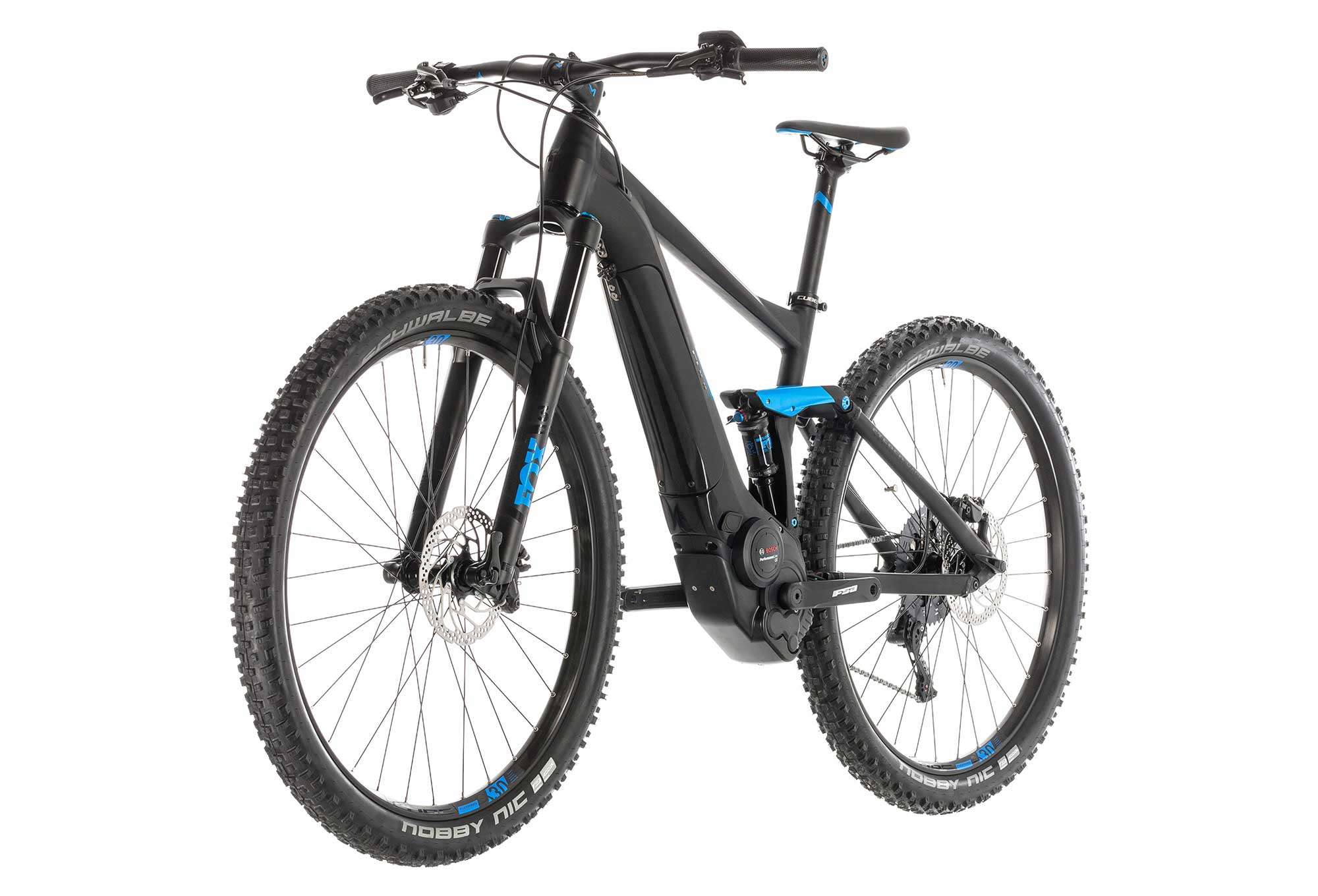 Cube Stereo Hybrid 120 Race 500 Electric Full Suspension