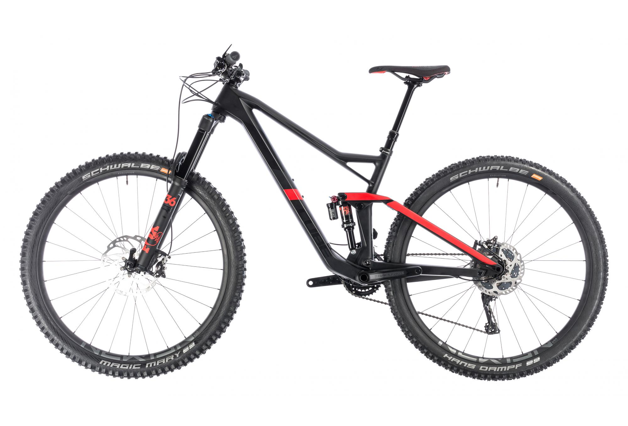 Cube Stereo 150 C:62 Race 29 Full Suspension 2019 29