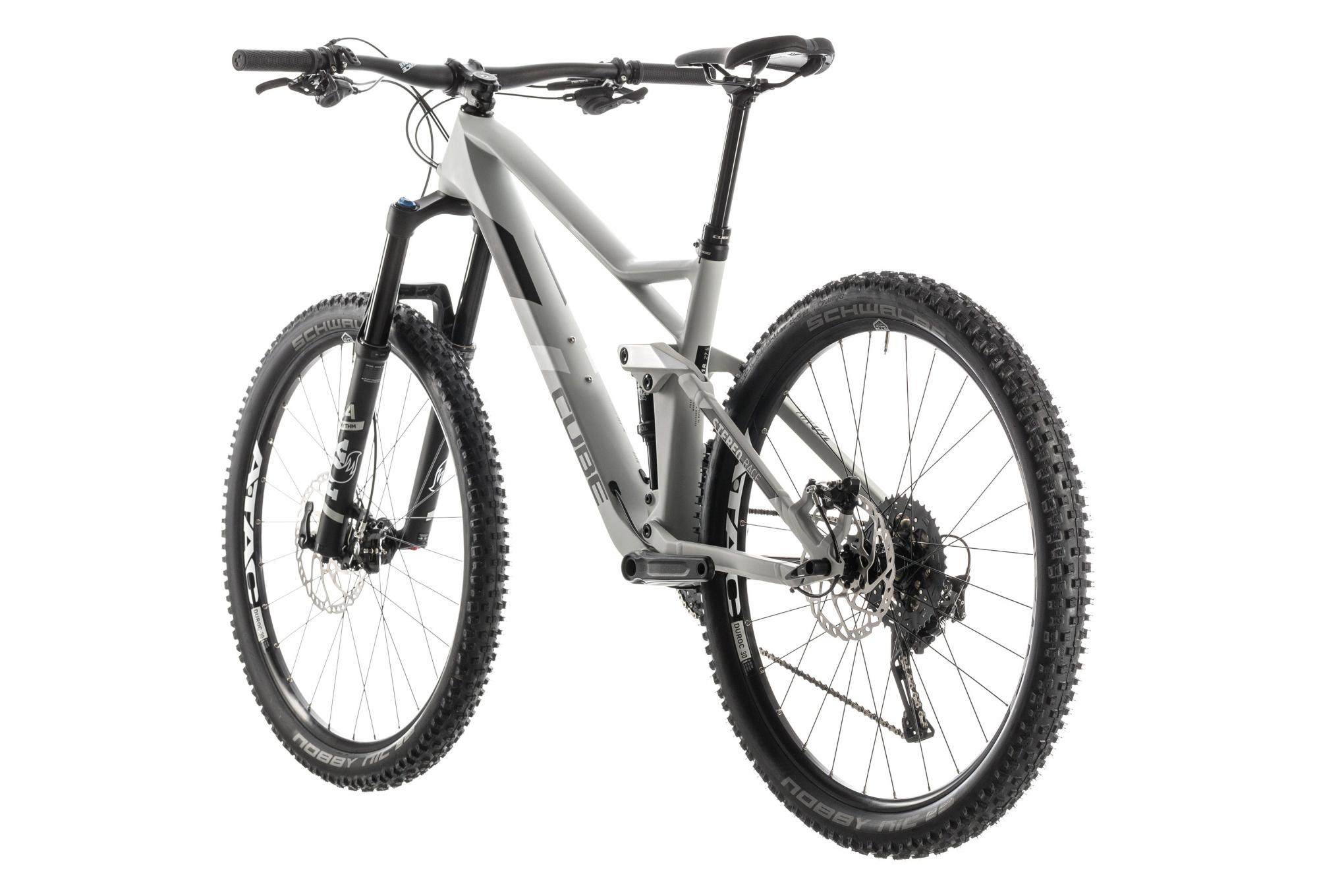 Cube Stereo 140 HPC Race Full Suspension MTB Shimano SLX