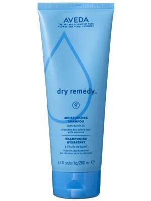 Aveda Dry Remedy Moisturizing Shampoo Review Allure