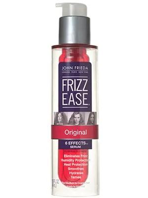 John Frieda Frizz Ease Hair Serum Original Formula Review