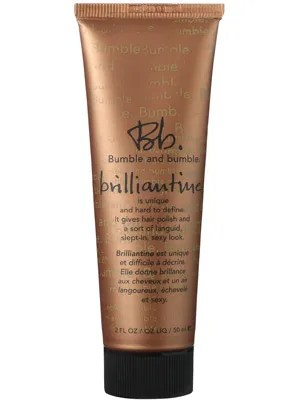 Bumble And Bumble Brilliantine Review Allure