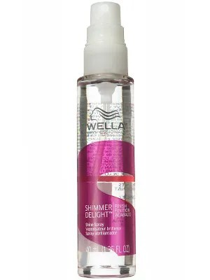Wella Shimmer Delight Shine Spray Review  Allure