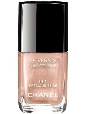 chanel nail colour in precious