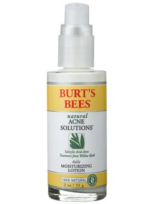 Burts Bees Natural Acne Solutions Daily Moisturizing