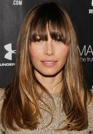 How to Get Jessica Biels New Cut Hint Embrace Layers  Allure