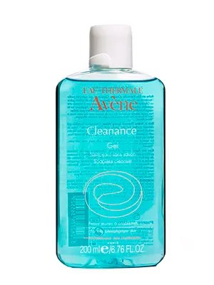 Eau Thermale Avne Cleanance Gel Cleanser Review Allure