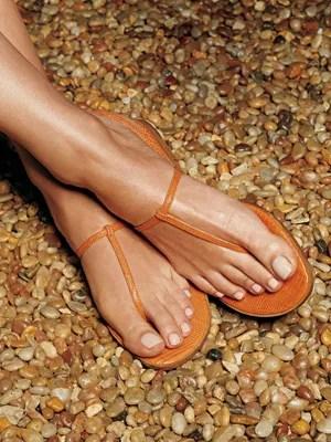 5 ways fake sandal-ready feet