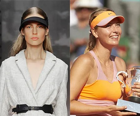 How To Pull Off A Visor Without Looking Like An Old Lady Tourist