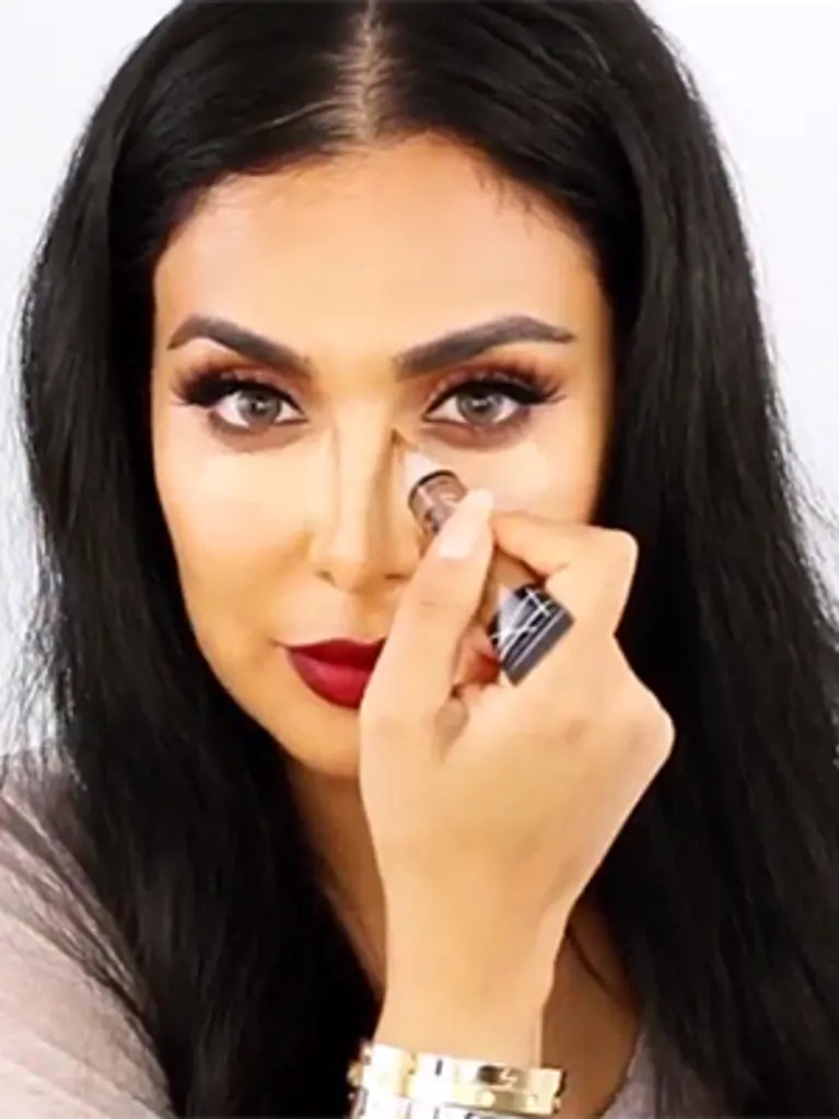 The Simple Contouring Trick Thatll Make Your Nose Look