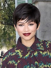 times zendaya's hairstyles absolutely