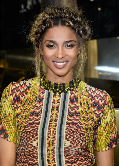 Ciara Braid HM Show Allure
