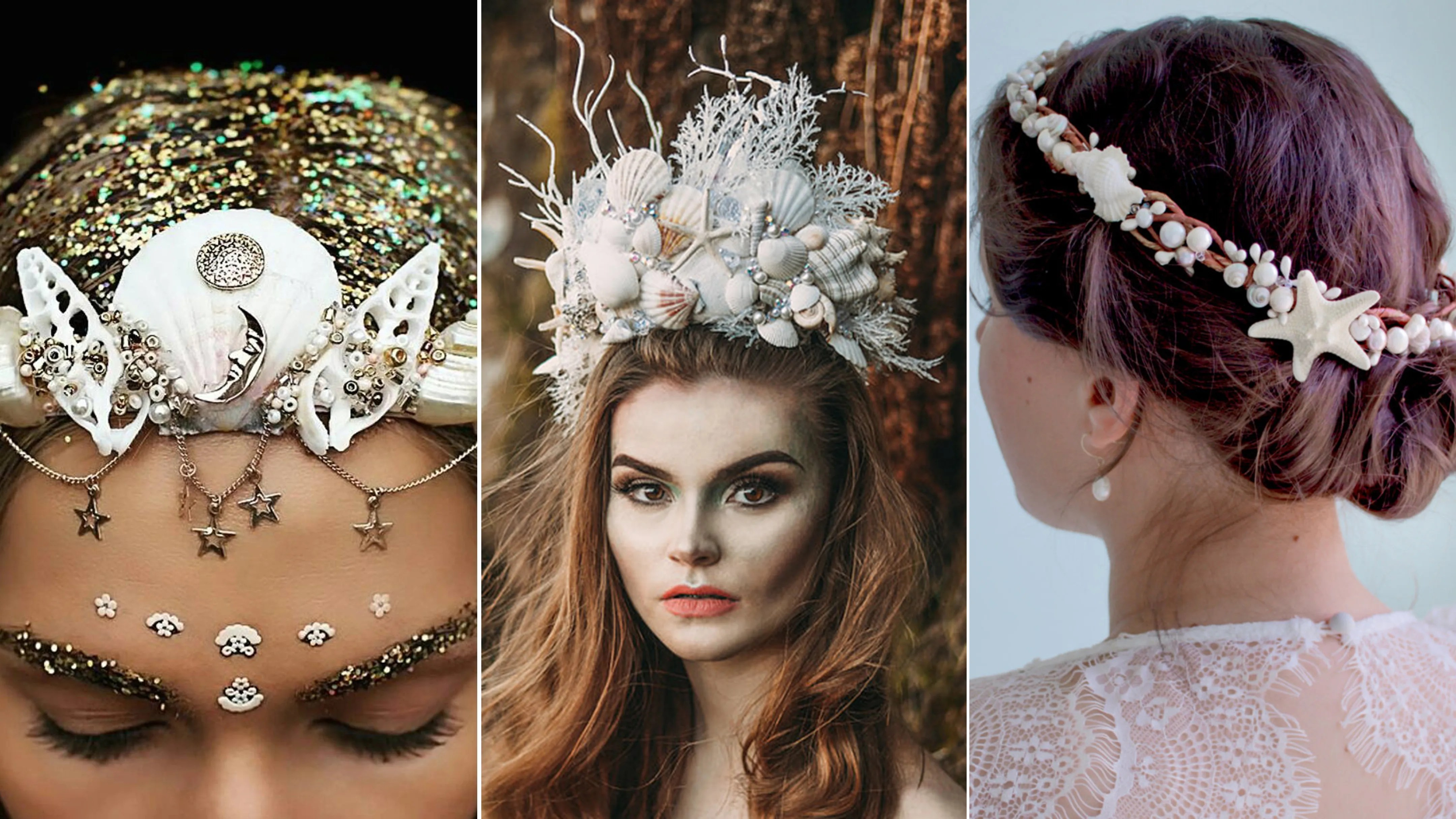 10 Stunning Mermaid Crowns To Combat Your Flower Crown