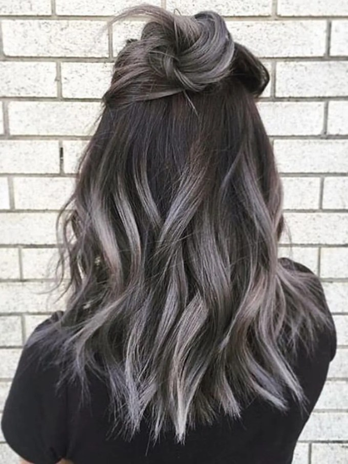 the gray hair trend: 32 instagram-worthy gray ombré