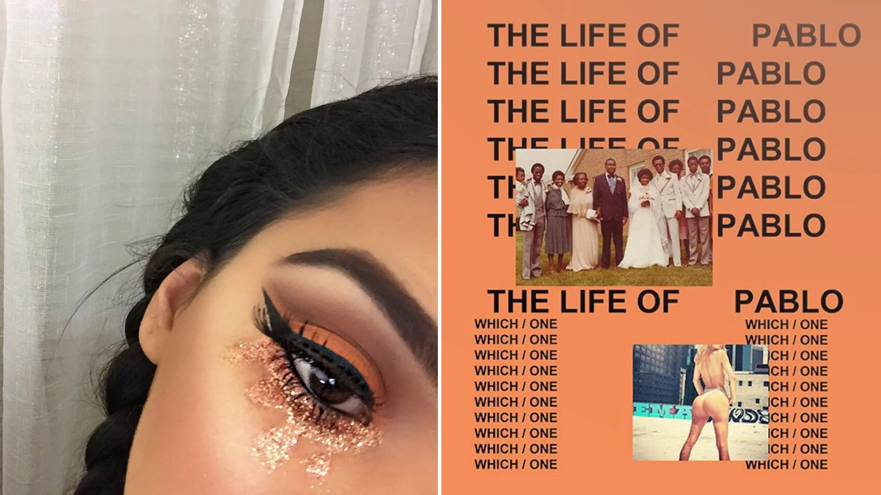 This Teen Creates EyeShadow Looks Inspired by HipHop