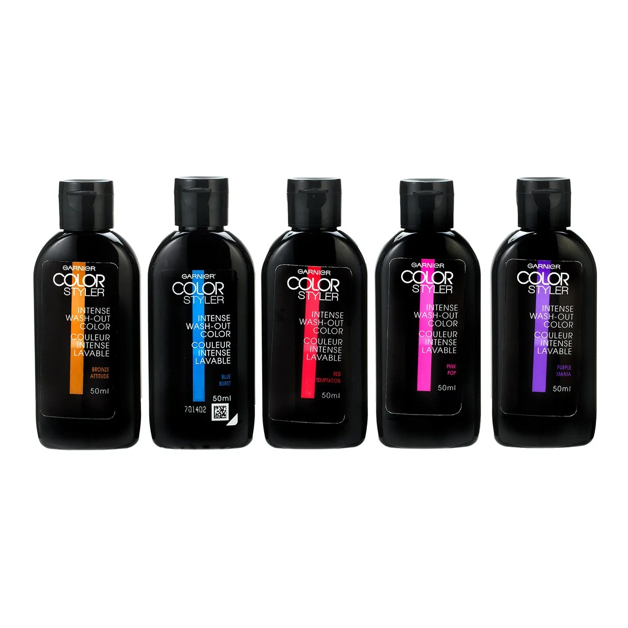Garnier Color Styler Intense Washout Color Review  Allure