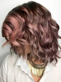 Chocolate-Mauve Hair Is the New Trend You Have to Try | Allure