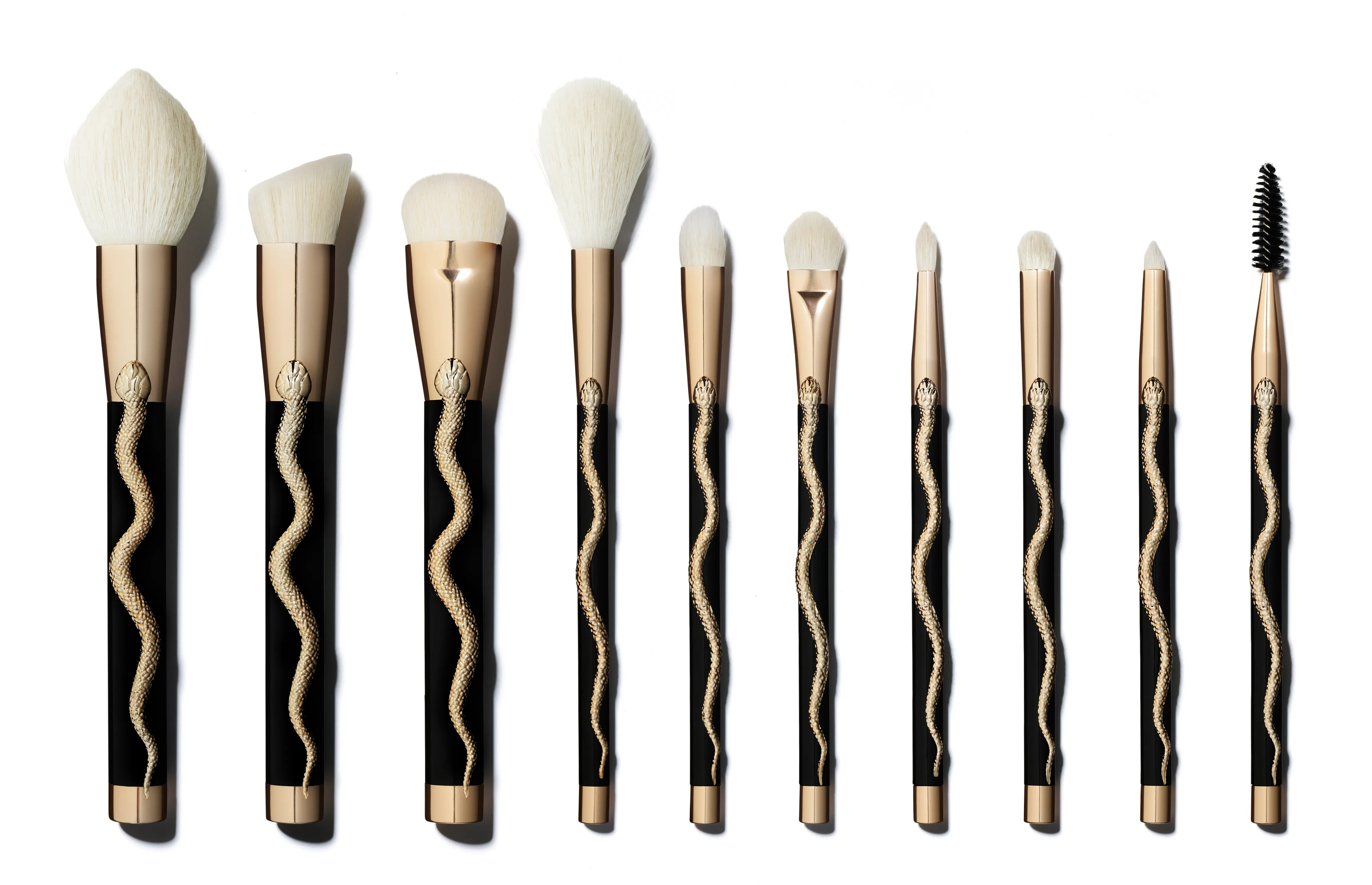 The Upcoming Sonia Kashuk Sonias Serpent 10 Piece Brush