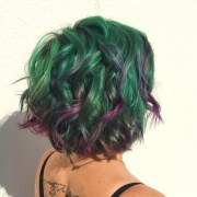 succulent-inspired hair colors