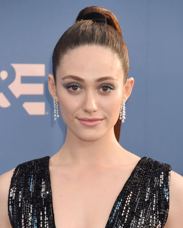 Emmy Rossum Fighting Equal Pay Hit Show