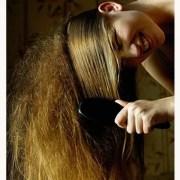 annoying thick hair