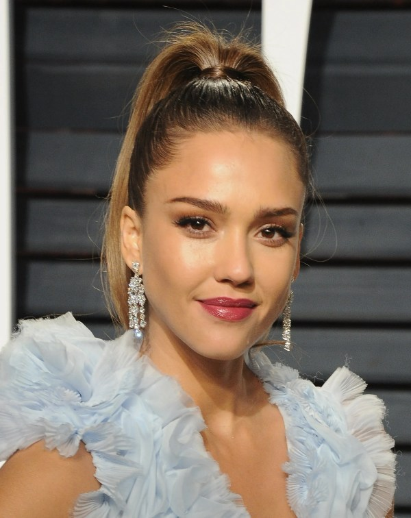 Jessica Alba Speaks Diversity In Hollywood Allure