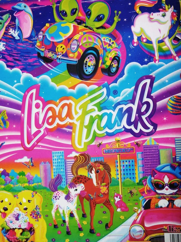 Lisa Frank X Glamour Dolls Eye Shadow Palettes Are Coming