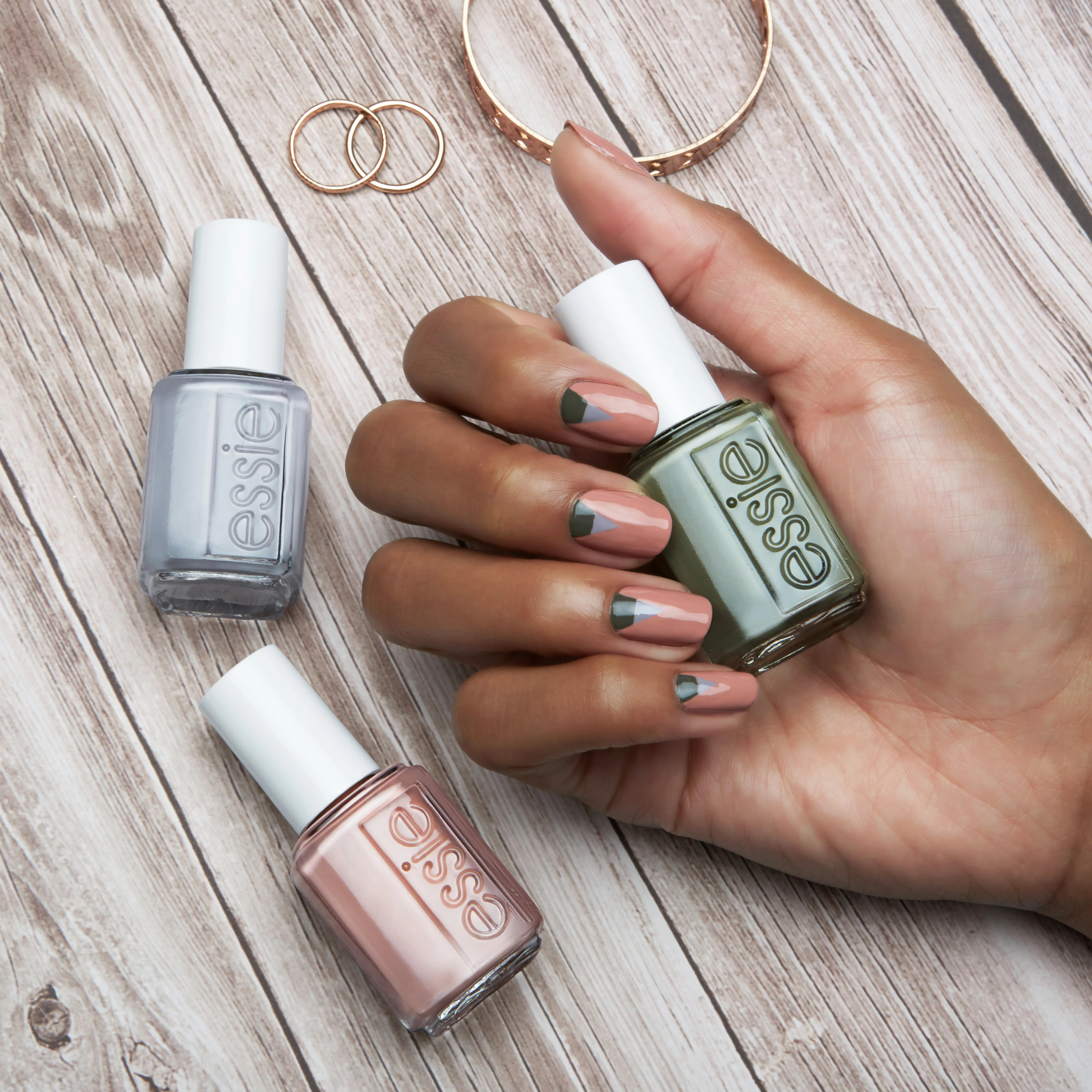 An Exclusive First Look At Essies Subtle Yet Stunning