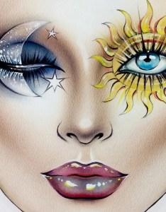 Meet milk the artist behind face charts inspiring makeup artists also rh allure