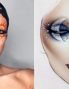Meet milk the artist behind face charts inspiring makeup artists allure also rh