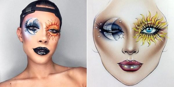 Meet Milk1422 Artist Face Charts