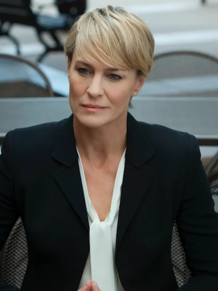 How to Get Claire Underwood Style: Workwear Inspo from