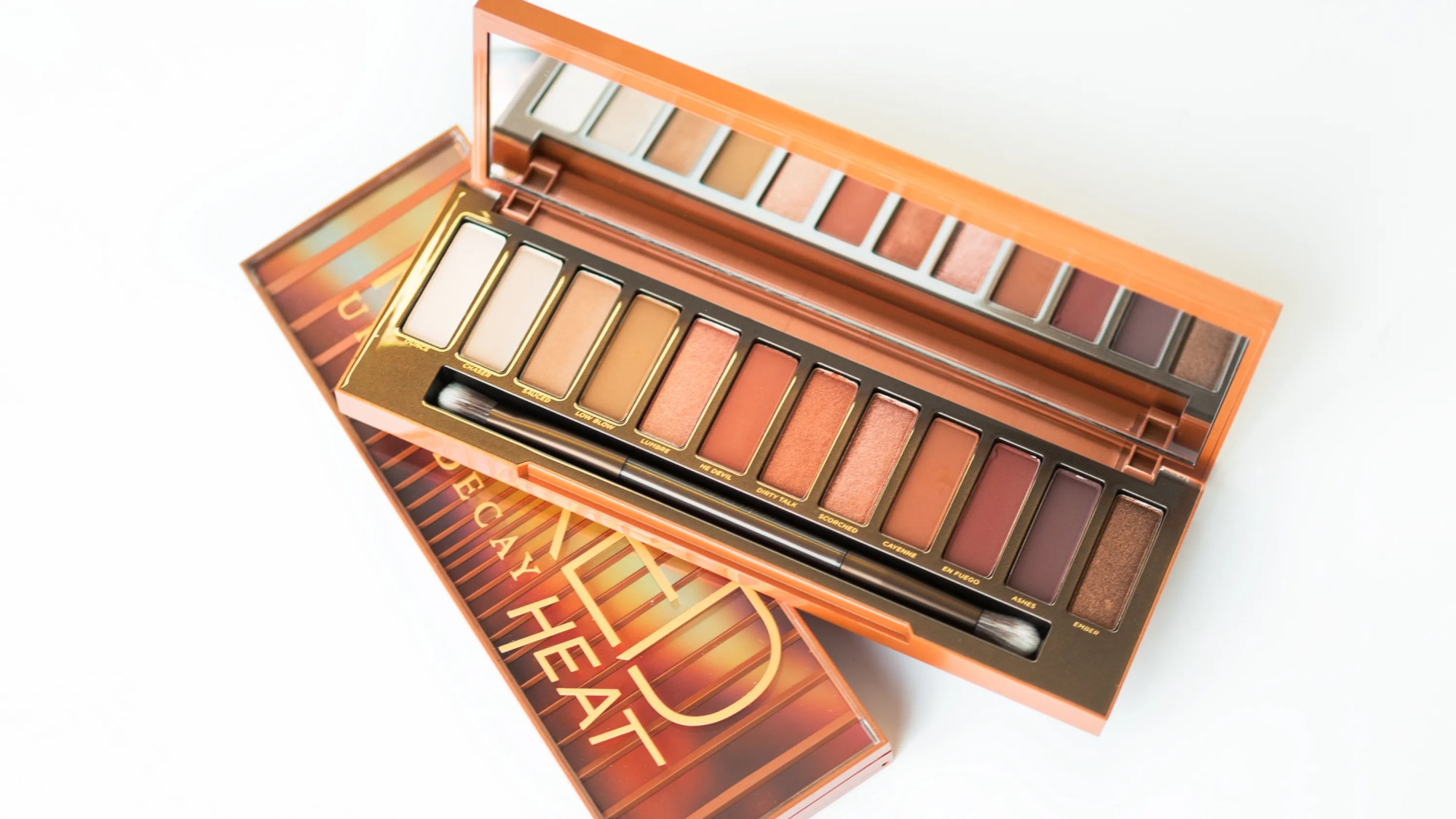 hight resolution of the urban decay naked heat palette is coming here are the details allure