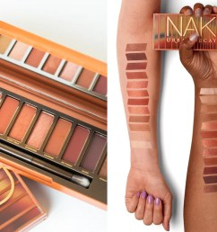 the urban decay naked heat palette is coming here are the details allure [ 1280 x 720 Pixel ]